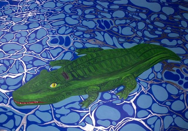 Ophélie Yorahc - Crocodile
