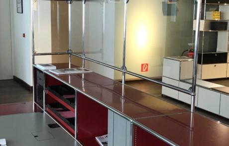 Panneaux protection USM